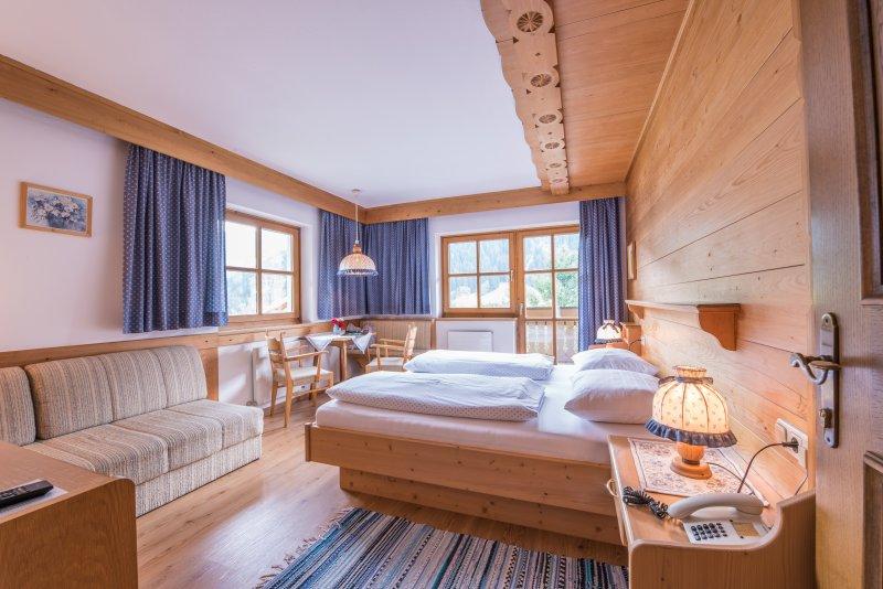 Standard Appartement - Ferienwohnungen Vorderegger in Wald ...